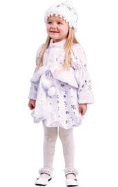 Детский костюм Снегурочки малышки