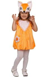 Детский костюм Лисички в платье