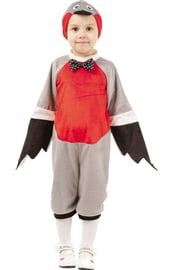 Детский костюм яркого Снегирька