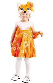 Детский костюм Лисы Асольки