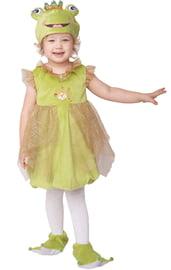 Детский костюм Лягушки Златки