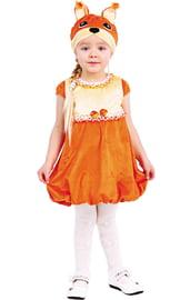 Детский костюм Белочки Тоси