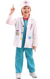Детский костюм маленького Доктора