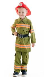 Детский костюм смелого Пожарного