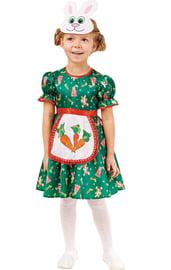 Детский костюм Зайки в платье
