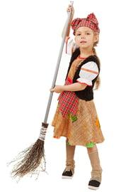 Детский костюм сказочной Бабы Яги