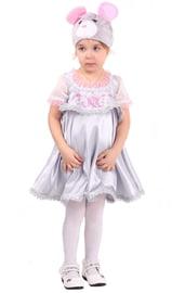 Детский костюм милой Мышки-норушки