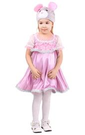 Детский костюм Мышки в розовом