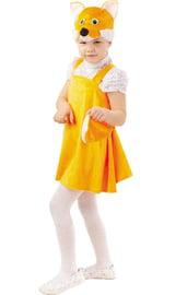 Детский костюм хитренькой Лисички