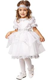 Детский костюм изящной Снежинки