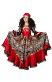 Детский костюм богатой цыганки