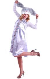Взрослый костюм Зайки Варвары