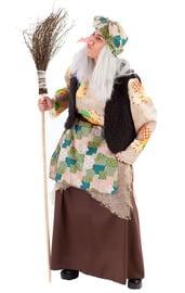 Взрослый костюм Бабуси Ягуси