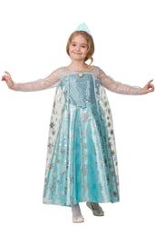 Детский костюм Прекрасной Эльзы