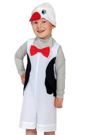 Детский плюшевый костюм Аиста