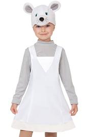 Детский костюм Белой Мышки