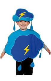 Детский костюм Тучки с дождем
