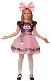 Детский костюм Куклы ЛОЛ