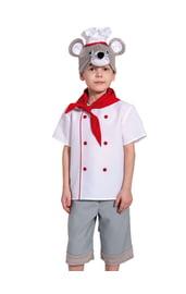 Детский костюм Мышонка Поваренка