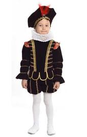 Детский костюм Французского короля