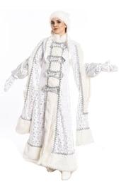 Взрослый костюм Царской Снегурочки