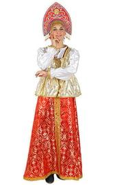Взрослый костюм Русской красавицы