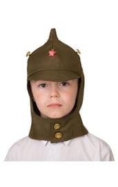 Детская шапка армейца