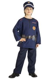 Детский костюм Полицейского в синем