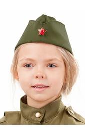 Детская советская пилотка