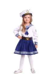 Детский костюм Морячки в бескозырке
