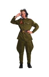 Детский костюм Советского военного Летчика