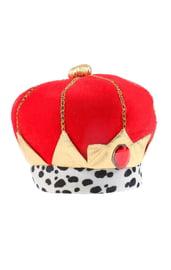 Величественная красная корона