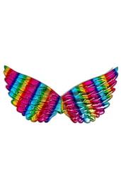 Детские разноцветные крылья