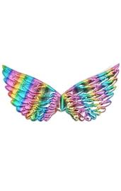 Детские цветные крылья ангелочка