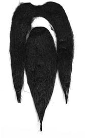 Карнавальный набор борода с усами