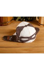 Банная шапка Летчик