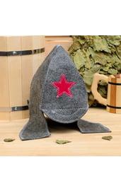 Банная шапка Солдат