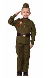 Костюм Солдатика детский
