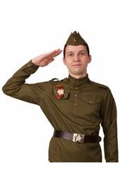 Взрослый костюм Советского солдата
