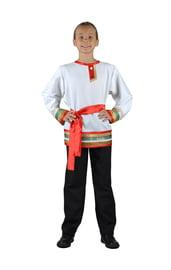 Мордовский национальный костюм для мальчиков