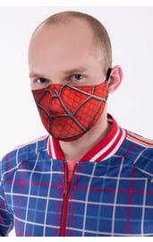 Защитная маска с принтом Спайдермена
