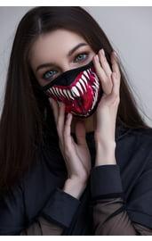 Защитная маска с принтом Венома