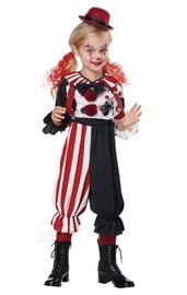 Детский костюм Ужасного клоуна
