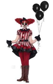 Детский костюм Злой клоунессы