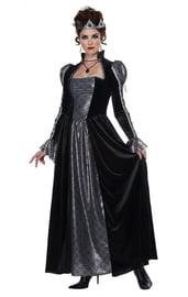 Взрослый костюм Темной королевы