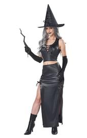 Костюм привлекательной ведьмочки