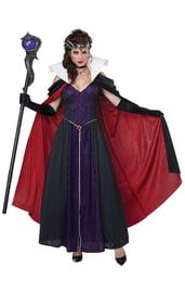 Взрослый костюм Злой королевы из сказки