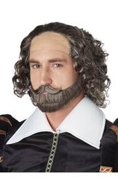 Парик и борода Шекспира