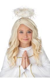 Детский парик ангела