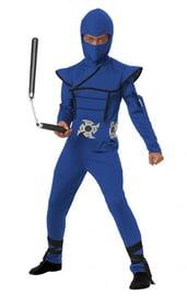 Детский костюм ловкого ниндзя
